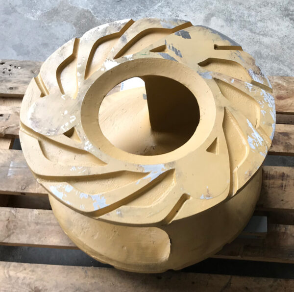 Warman/WEIR impeller