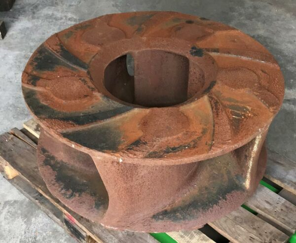 Warman impeller 12148
