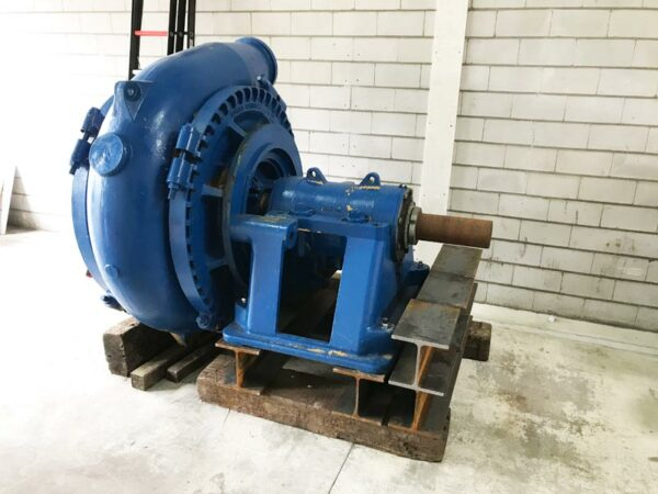 "Warman 10"" gravel pump"